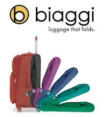 Biaggi Folding Luggage on Shark Tank
