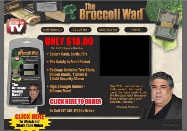 Broccoli-wad